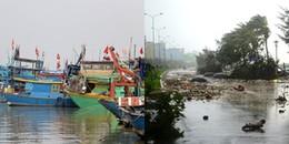 Cập nhật tình hình bão số 1 ở TP.HCM: Ứng phó bão giật cấp 10, cấm tàu thuyền ra khơi