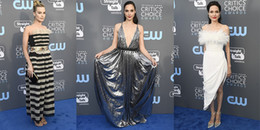 Dàn mỹ nhân Hollywood trên thảm xanh: Người đẹp lộng lẫy, người kém sắc thấy rõ