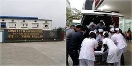 Quảng Ninh: Nổ lớn tại công ty giày da, nữ phó quản đốc tử vong, 4 công nhân khác bị thương nặng