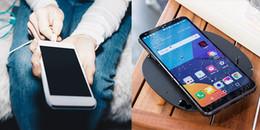 """6 nguyên tắc sạc pin đúng cách giúp pin điện thoại không """"chết yểu"""" bất ngờ"""