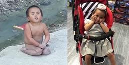 Đôi vợ chồng bỏ mua xe hơi, TV để nhận nuôi bé gái không manh áo ở Thanh Hóa