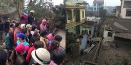 Bất chấp nguy hiểm, hàng trăm người dân hiếu kì vẫn tập trung theo dõi vụ nổ tại Bắc Ninh