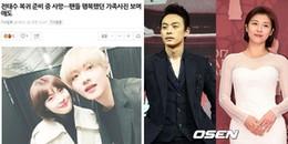 yan.vn - tin sao, ngôi sao - Báo Hàn gây phẫn nộ khi đưa tin về cái chết của em trai Ha Ji Won nhưng lại dùng ảnh của V(BTS)
