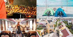 Những phong cách du lịch hứa hẹn sẽ 'dẫn đầu xu hướng' trong năm 2018