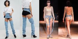 Những chiếc quần jeans đẹp mắt người mặc nhưng lại ngứa mắt người nhìn nhất trên thế giới