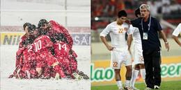 Những 'cú ngã' đáng tiếc của bóng đá Việt Nam ở các trận chung kết
