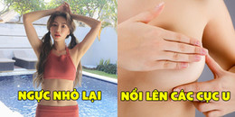 Nếu thấy ngực có những biểu hiện lạ này, hãy đi gặp bác sỹ ngay lập tức kẻo hối hận không kịp