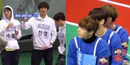 Những khoảnh khắc dễ thương của các nam thần Kpop ở đại hội thể thao ISAC khiến fan girl mê mệt