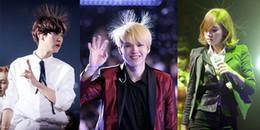 yan.vn - tin sao, ngôi sao - Không chỉ riêng Daniel, tóc idol Kpop cũng nhiều lần