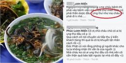 Bị chê dở, quán miến lươn nổi tiếng Hà Nội 'rủa' mẹ khách hàng ung thư khiến CĐM phẫn nộ