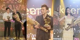 yan.vn - tin sao, ngôi sao - Erik vượt mặt hàng loạt hit đình đám để giành giải ca khúc nhạc Pop được yêu thích nhất