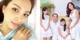 Hình ảnh đầu tiên của cựu người mẫu Thúy Hạnh sau ca phẫu thuật cắt bỏ tử cung