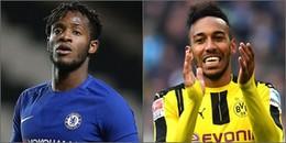 Tin hot chuyển nhượng 29/1/2018: Batshuayi rời Chelsea, Arsenal đồng ý mức giá 'kỷ lục' Aubameyang