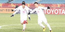 Highlights U23 Việt Nam 2-2 U23 Qatar (luân lưu 4-3): Lịch sử gọi tên VIỆT NAM!