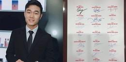 Đọc vị chính xác tính cách của các 'soái ca sân cỏ' U23 Việt Nam qua đường nét trên chữ ký