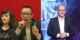 Nhà báo Lại Văn Sâm nói về MC mới của Ai là triệu phú: 'Tôi dẫn không bằng Phan Đăng'