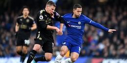 Highlights Chelsea 0 - 0 Leicester City: Đá hơn người, 'The Blues' vẫn hòa trong thất vọng