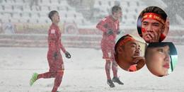 Sao Việt tiếc nuối, khóc hết nước mắt trước màn thi đấu kiên cường của U23 Việt Nam