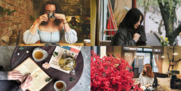 Hà Nội vẫn se lạnh, sao không tìm đến 6 quán cà phê xinh đẹp và ấm áp này để tránh gió