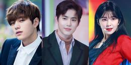 Fan Kpop tranh cãi vì danh sách những idol sở hữu khuôn mặt tỉ lệ vàng không có V (BTS)
