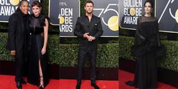 Dàn sao Hollywood đọ sắc trên thảm đỏ Quả cầu vàng 2018: Ai là người đẹp nhất?
