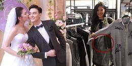 Chúng Huyền Thanh tái xuất sau đám cưới với chồng 'soái ca', lộ vòng 2 to 'vượt mặt'