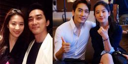 Fan bàng hoàng hay tin cặp đôi vàng Song Seung Hun - Lưu Diệc Phi xác nhận đã chia tay