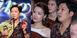 yan.vn - tin sao, ngôi sao - Cầu hôn Nhã Phương trên sóng trực tiếp, Trường Giang khiến lễ trao giải thiệt hại bao nhiêu?