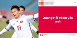 Quang Hải ơi lại là anh! Người mở màn tỉ số 1-1 đầu tiên cho trận bóng lịch sử ngày hôm nay