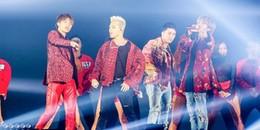 BigBang thể hiển 'bản hit thanh xuân' Haru Haru thay lời tạm biệt trong đêm concert cuối cùng