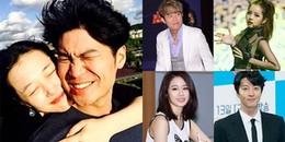 Những chuyện tình chú - cháu khiến dư luận 'dậy sóng' của showbiz Hàn