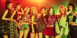 SNSD là nhóm Hàn duy nhất lọt top các nhóm nhạc được quan tâm nhất thế giới 10 năm qua