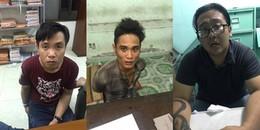Sài Gòn: Bắt nhóm thanh niên dàn cảnh cướp xe của đôi nam nữ trong đêm