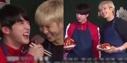 Khi Namjoon và Kim Seokjin - 2 mảnh của BTS vào bếp mà cũng lầy đến tình bể bình thế này