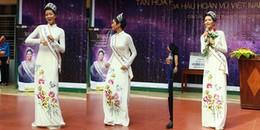 yan.vn - tin sao, ngôi sao - Mặc kệ đang diện áo dài, H'Hen Niê vẫn nhún nhảy bất chấp khi về trường cũ