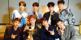 Top 22 sao Hàn đang nổi tiếng nhất Trung Quốc: Top đầu là cả dàn trai EXO