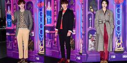 Sao Hàn 'đọ sắc' tại sự kiện: Lee Jong Suk 'lép vế' đàn em, Sooyoung diện 'đồ ngủ' vẫn sang