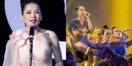 yan.vn - tin sao, ngôi sao - Hát live dở, chênh phô, Chi Pu vẫn nhận giải Ca sĩ đột phá của năm