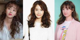 """Để tóc """"xoăn mì tôm"""" mà vẫn đẹp ngất ngây chỉ có thể là 4 mỹ nhân Hàn này thôi"""