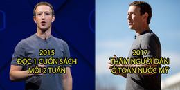 Mark Zuckerberg và những mục tiêu cá nhân đáng ngưỡng mộ