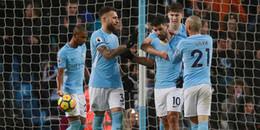 Highlights Manchester City 3-1 Watford: Trở lại sau cú vấp
