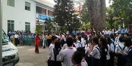 Sài Gòn: Hỏa hoạn tại trường THPT Lê Quý Đôn, giáo viên lẫn học sinh nháo nhào di tản