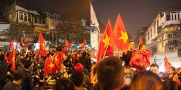 'Tự hào Việt Nam' có lẽ là cụm từ được gọi lên nhiều nhất vào lúc này!