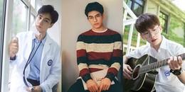 5 chàng 'nam thần' Trung Quốc đẹp trai khiến cư dân mạng 'đứng ngồi không yên'