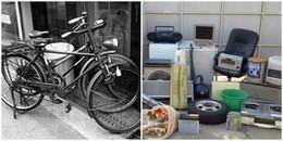Chuyện lạ có thật ở Nhật Bản: Vứt đồ đi cũng mất phí mà tặng đồ cũ thì 'chẳng ai thèm lấy'