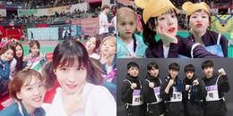 1001 khoảnh khắc khó quên của dàn sao Hàn đình đám tại 'Idol Star Athletics Championships 2018'