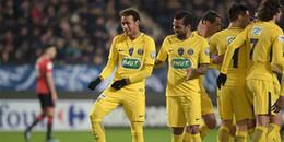 Highlights Rennes 1-6 PSG: Sức mạnh khủng khiếp của thủ đô