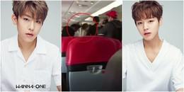 yan.vn - tin sao, ngôi sao - Thành viên nhóm WANNA ONE lên tiếng xin lỗi trước hành động túm tóc gây hiểu lầm