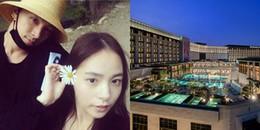 HOT: Tiết lộ địa điểm tổ chức hôn lễ của Taeyang và Min Hyo Rin