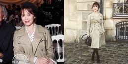 Đẳng cấp nữ thần của Song Hye Kyo khiến truyền thông quốc tế xôn xao